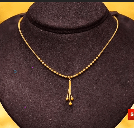 Latest daily wear gold chain designs 2