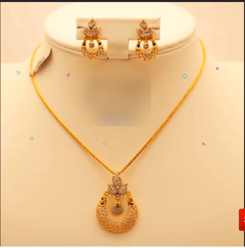 Latest daily wear gold chain designs 25