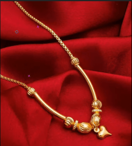 Latest daily wear gold chain designs 6