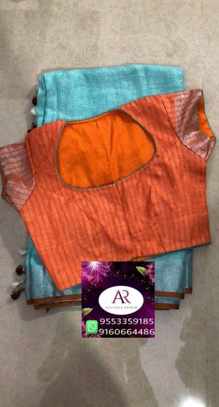 casual wear blouse design
