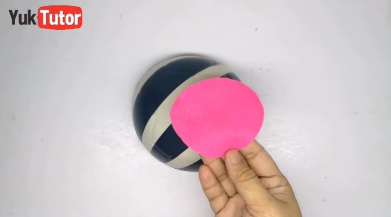 Turn a ball into a candy place 14