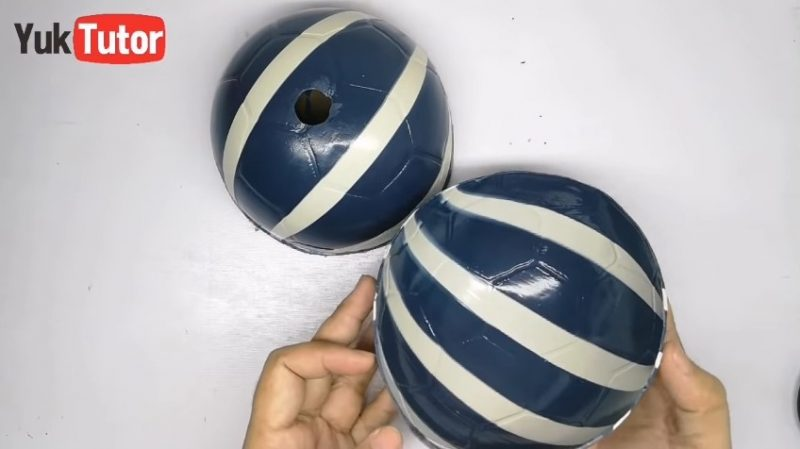Turn a ball into a candy place 2