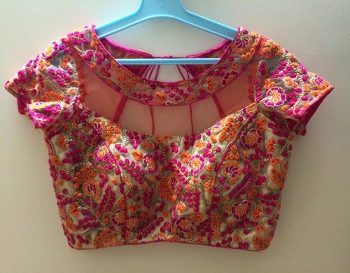 adorable designer blouse