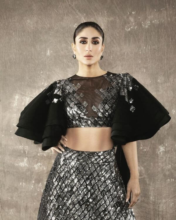 front net blouse designs for saree and lehenga 2