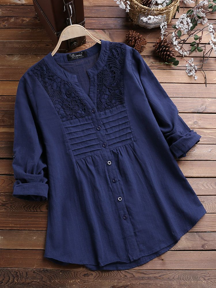 blue Beautiful and Stylish Kurtis for Jeans