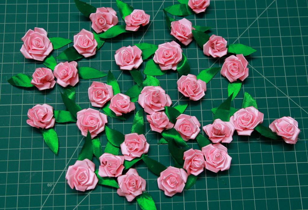 DIY flower making