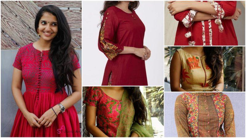 Different Types of Kurti Designs