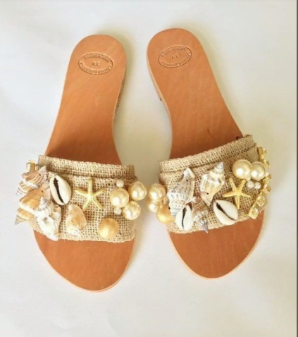 Latest Boho Sandals with Pompom13