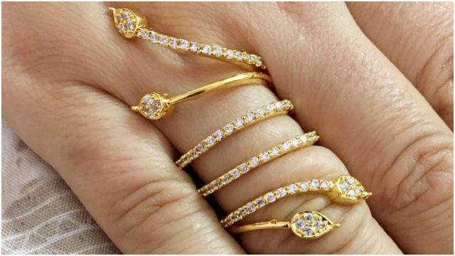 Latest Designer Finger Rings2