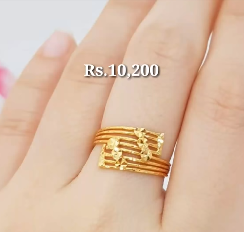 Latest Designer Finger Rings3