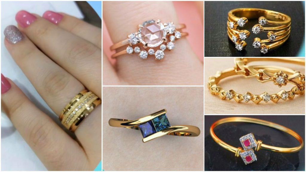 Latest Elegant Ring Design Collection for Women