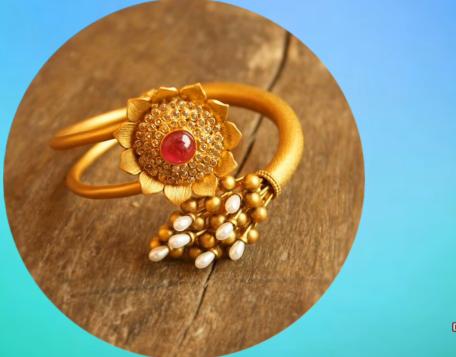 Latest Elegant Ring Design Collection for Women16