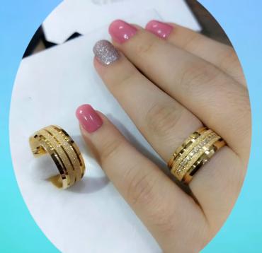 Latest Elegant Ring Design Collection for Women4