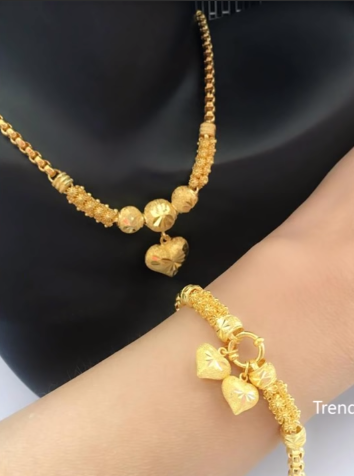 Latest Simple and Light Weight Gold Chain Designs1