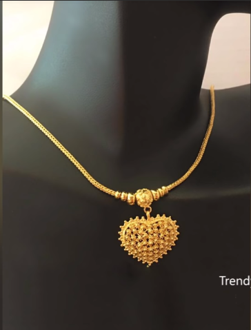 Latest Simple and Light Weight Gold Chain Designs11
