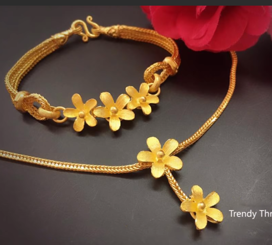 Latest Simple and Light Weight Gold Chain Designs13