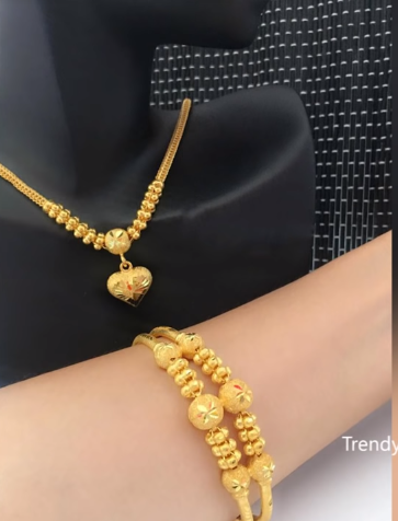Latest Simple and Light Weight Gold Chain Designs20