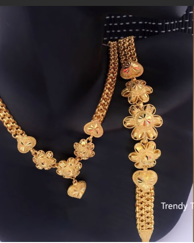 Latest Simple and Light Weight Gold Chain Designs4