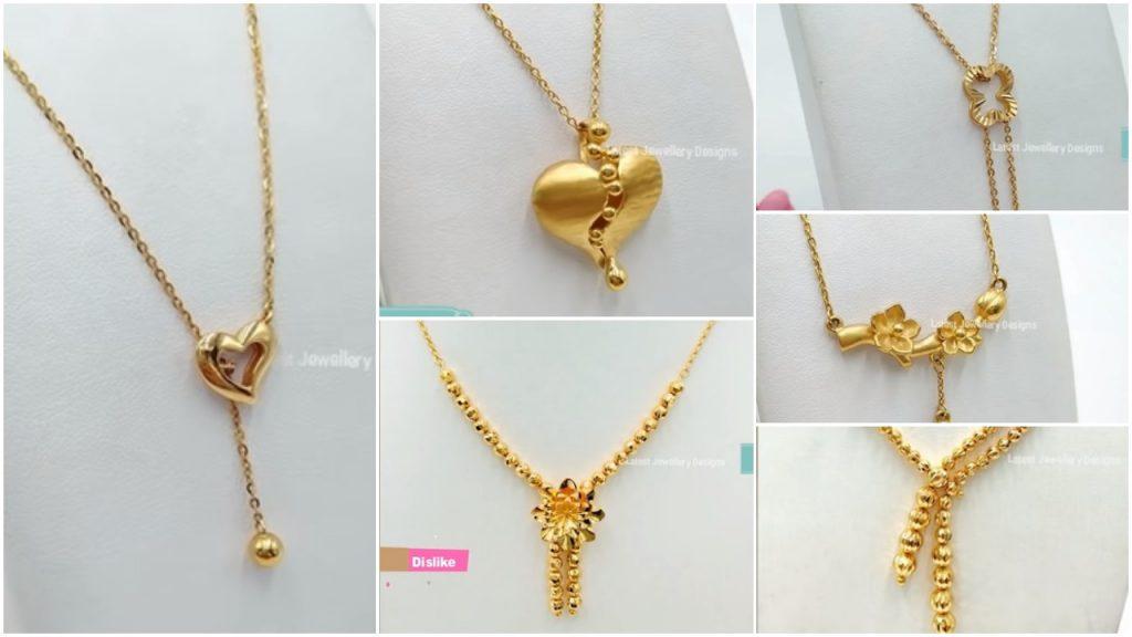 Light Weight Gold Chain Designs Under 12 Grams