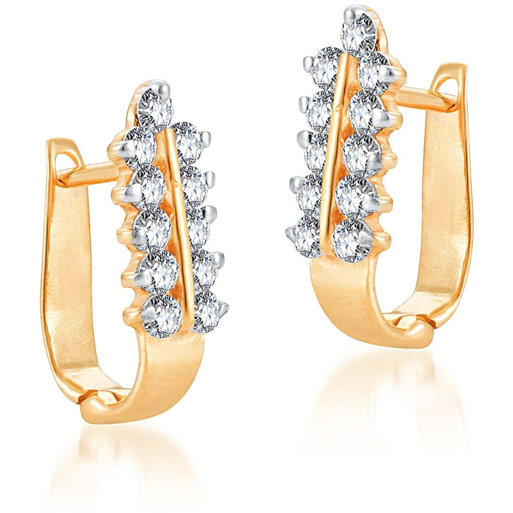 creative design earring model