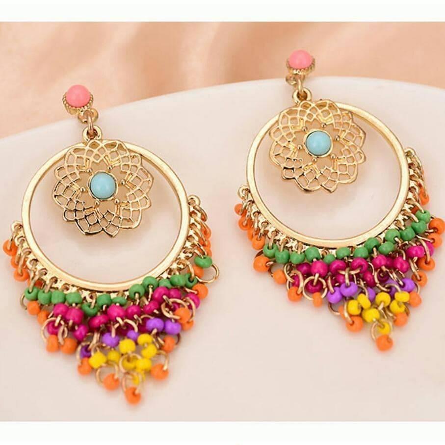 Trendy Earring Design11