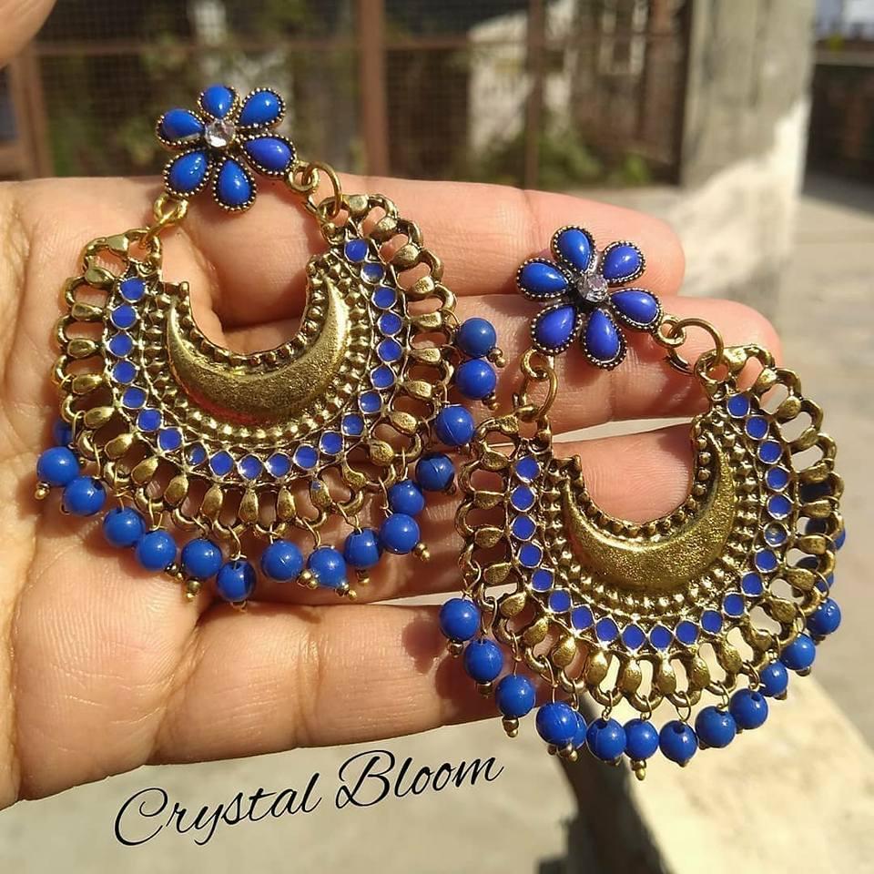 Trendy Earring Design12
