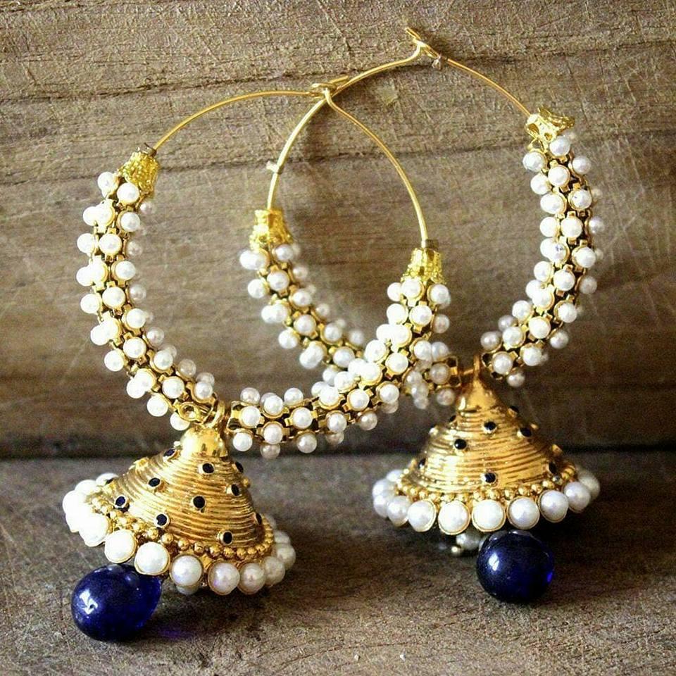 Trendy Earring Design2