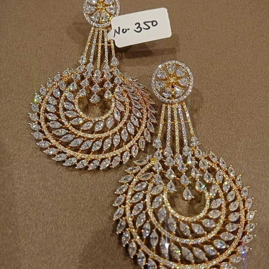 Trendy Earring Design3