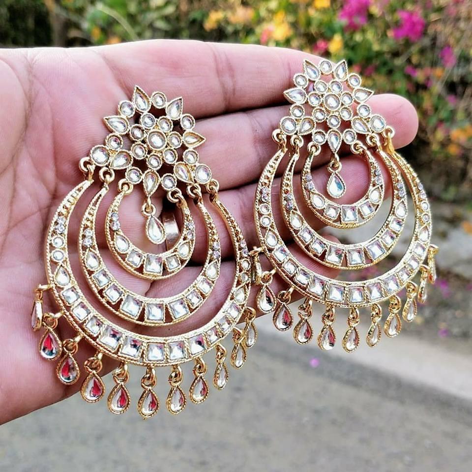 Trendy Earring Design6