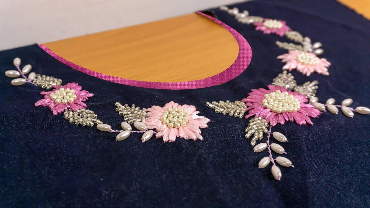 Best Stitching Ideas for Dress Neck1