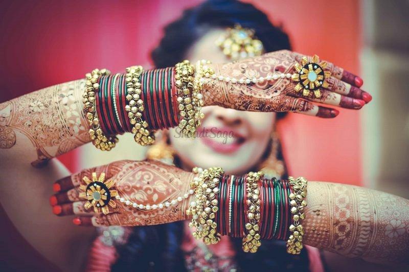 Bridal Bangle Designs1