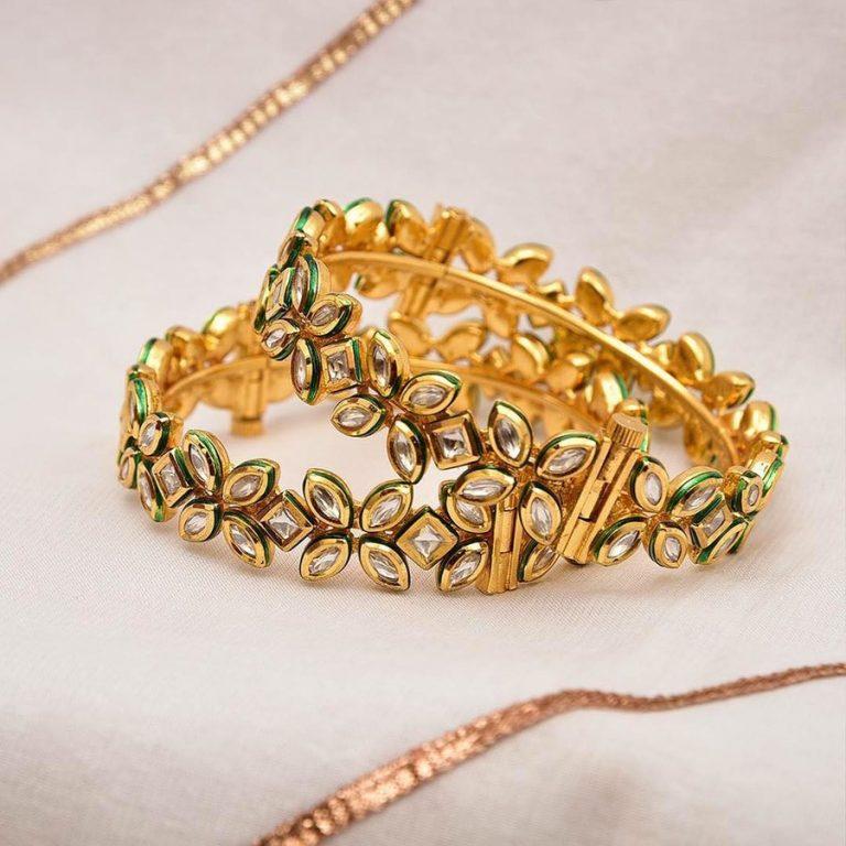 Bridal Bangle Designs13