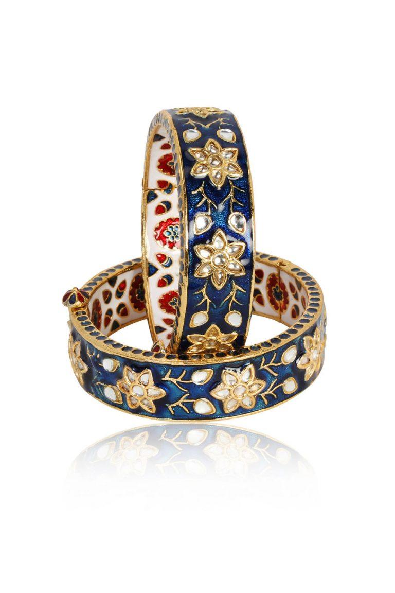 Bridal Bangle Designs5