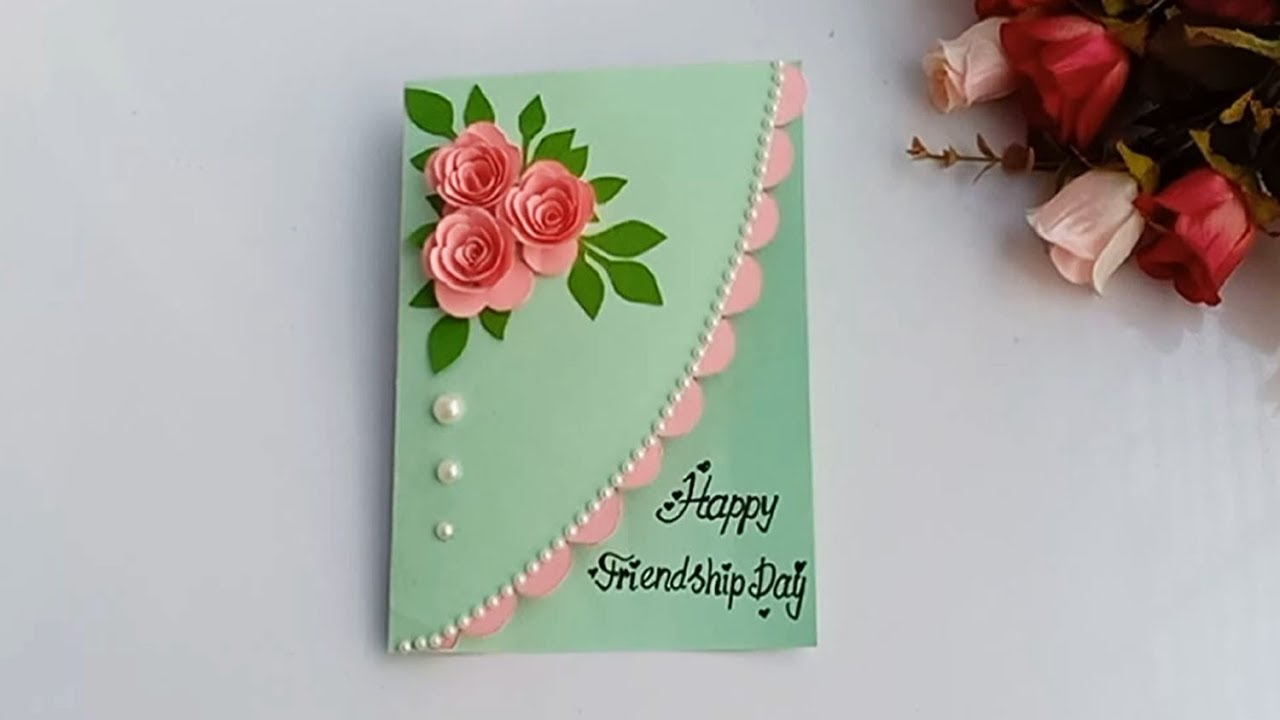 Friendship Day Special Pop up Card