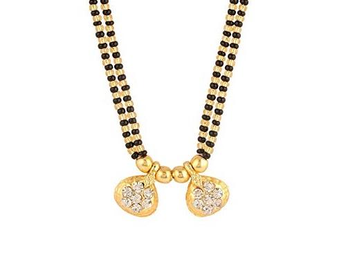 Latest Beautiful Gold Long Mangalsutra Designs21