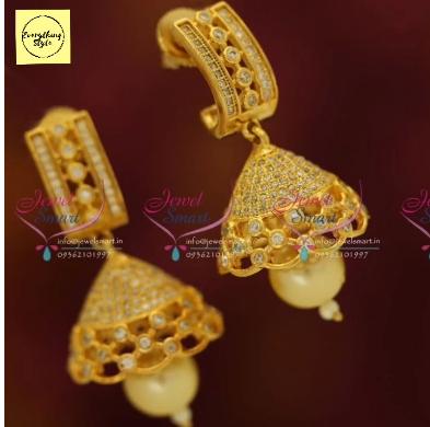 Latest Daily Wear Gold Stud Earring Designs18
