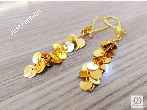 Latest Designer Gold Earrings Designs2