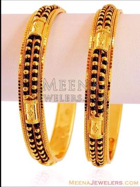 Latest Gold Bangle Designs5