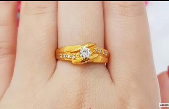 Latest Gold Ring Designs10