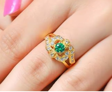 Latest Gold Ring Designs11