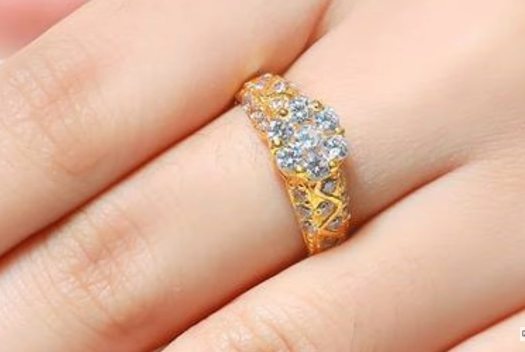 Latest Gold Ring Designs12
