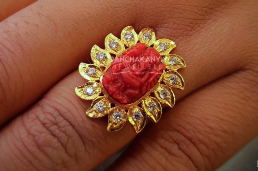 Latest Gold Ring Designs13