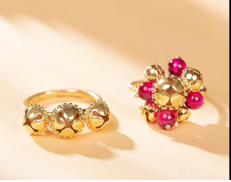 Latest Gold Ring Designs14