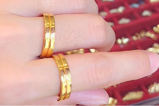 Latest Gold Ring Designs18