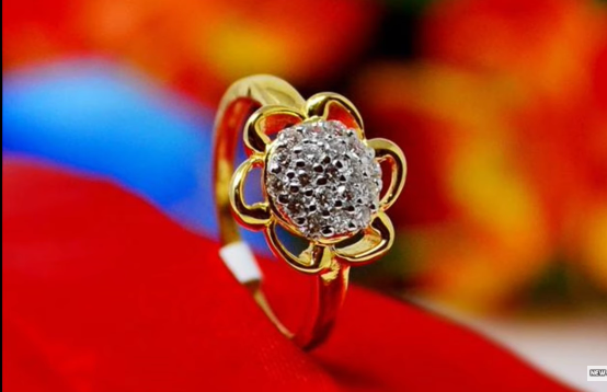 Latest Gold Ring Designs19