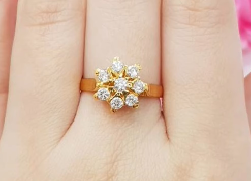 Latest Gold Ring Designs2