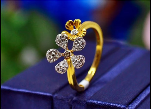 Latest Gold Ring Designs21