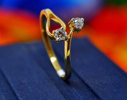 Latest Gold Ring Designs22