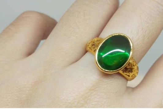 Latest Gold Ring Designs23