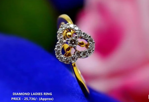 Latest Gold Ring Designs24